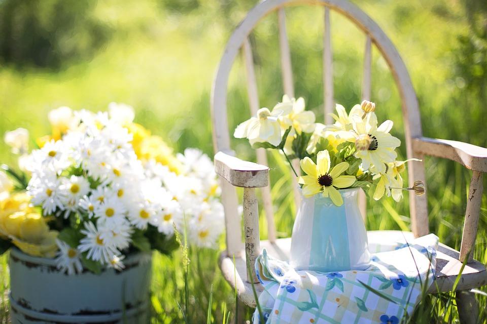 4 tips voor in de tuin